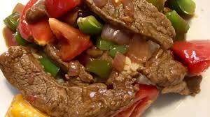 Photo Of Chinese Pepper Steak By Kim Wilson