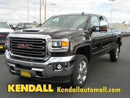 New 2018 GMC Sierra 2500HD SLT 4WD In Nampa #480281 | Kendall At ... 2018 New Gmc Sierra 2500hd 4wd Crew Cab Standard Box Slt At Banks 2017 1500 Regular 1190 Sle 2 Door Pickup Teases Duramax With Photos Of Hood Scoop 2016 Hd Ups The Ante With Set Improvements Reviews And Rating Motor Trend Find A 2014 In S Florida Sheehan Buick For Sale Ft Pierce Fl Garber Canyon Denali Truck Review Dealer Reading Pa Hendrick Cary Is Raleigh Dealer New Used For Sale Pricing Features Edmunds