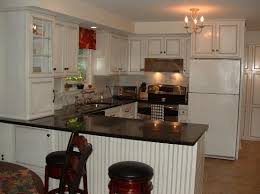 Small U Shaped Kitchen Designs For More Effective Traffic Design Simple Style