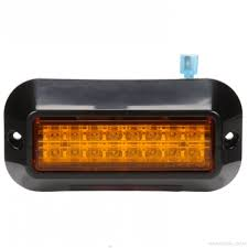 Truck-Lite-Truck-Lite 16 Diode Class II Yellow Rectangular LED ... 2x Whiteamber 6led 16 Flashing Car Truck Warning Hazard Hqrp 32led Traffic Advisor Emergency Flash Strobe Vehicle Light W Builtin Controller 4 Watt Surface 2016 Ford F150 Adds Led Lights For Fleet Vehicles Led Design Best Blue Strobe Lights For Grill V12 130 Tuning Mod Euro Simulator Trucklite 92846 Black Flange Mount Bulb Replaceable White 130x Ets 2 Mods Truck Simulator Factoryinstalled Will Be Available On Gmcsierra2500hdwhenionledstrobelights Boomer Nashua Plow Ebay