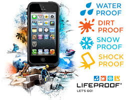 iPhone 5 5S LifeProof Case frē iFixit Mobiles