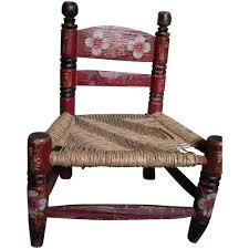 Antique Child's Or Doll Chair Rush Seat Red Finish Ladder Back Tole Paint 6 Ladder Back Chairs In Great Boughton For 9000 Sale Birch Ladder Back Rush Seated Rocking Chair Antiques Atlas Childs Highchair Ladderback Childs Highchair Machine Age New Englands Largest Selection Of Mid20th French Country Style Seat Side By Hickory Amina Arm Weathered Oak Lot 67 Set Of Eight Lancashire Ladderback Chairs Jonathan Charles Ding Room Dark With Qj494218sctdo Walter E Smithe Fniture Design A 19th Century Walnut High Chair With A Stickley Rush Weave Cape Ann Vintage Green Painted