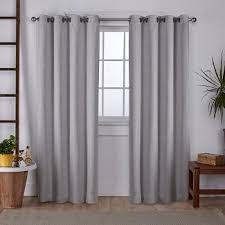 Gray Linen Curtains Target by 108 Inch Linen Curtains Target