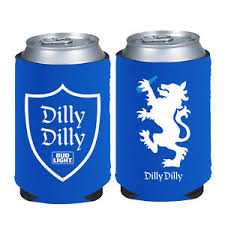 2 New Real Deal DILLY DILLY Bud Light Licensed Kozzie Michelob