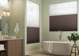 Light Filtering Privacy Curtains by Bathroom Curtains Bathroom Window Blinds Budget Blinds
