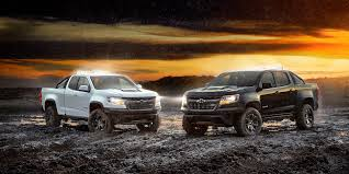 100 Chevy Special Edition Trucks Colorado S Trail Boss Midnight Chevrolet