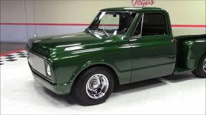 1972 Chevy Pickup C10 Green - YouTube