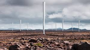 This Silent, Straw-Like Wind Turbine Can Fit In Your Backyard Homemade Wind Generator From Old Car Alternator Youtube Charles Brush Used Wind Power In House 120 Years Ago Cleveland 12 Best Power Images On Pinterest Renewable Energy How To Build A With Generators Windmill Windfarm Turbine 4000 Windmills Palm Small Cservation Kit Homemade Generator 12v 05 A 38 High Def Pictures From Around The World In This I Will Show You How Make That Produces Your Home Project Diy Or Prefabricated Vertical Omnidirectional Turbines