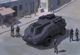 100 Armored Truck Truck