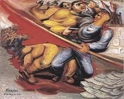 David Alfaro Siqueiros Murales Bellas Artes by Ediciones Especiales El Mercurio