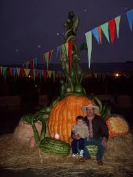Natural Fertilizer For Pumpkins by Meet The Man With A Gift For Growing Giant Pumpkins Modern Farmer