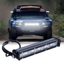 18W 6000K LED Work Light Bar Driving Lamp Waterproof Fog Off-road ... Back Rack With Light Bar Plowsite Red Line Land Cruisers 44 Led Fj40 Light Bar The Most Incredible Off Road Bars Regarding Really Encourage Steelcraft 9074020 3 Black Bull Skid Plate Raxiom F150 50 In Straight Roof Mounting Bracket Roofmounted Is Cab Visors Cousin Drive Canton Akron Ohio Jeep Lights Truck Brilliant Emergency Led Intended For House Housestclaircom 200914 42 Grill W Custom Mounts Harness 22 32 52inch Combo 4d For Trucks Trailer Ip67 Hightech Lighting Rigid Industries Adapt Recoil