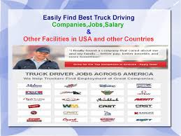 100 Usa Trucking Jobs Easily Find Truck Drivers By Jim Davis Issuu