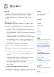 ESL Teacher Resume Sample & Writing Guide | Resumeviking.com Cashier Resume 2019 Guide Examples Production Worker Mplates Free Download 99 Key Skills For A Best List Of All Jobs 1213 Skills Section Resume Examples Cazuelasphillycom Sales Associate Example Full Sample Computer Proficiency Payment Format Exampprilectnoumovelyfreshbehaviour 50 Tips To Up Your Game Instantly Velvet Eyegrabbing Analyst Rumes Samples Livecareer Practicum Student And Templates Visualcv