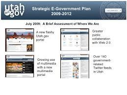 Dts Help Desk Utah by Utah 2009 2012 Egov Strategic Plan V 2
