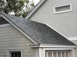 these are tesla s stunning new solar roof tiles for homes techcrunch