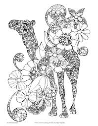 Amazon Creative Coloring Animals Art Activity Pages To Relax And Enjoy Design Originals 0023863055062 Valentina Harper Books