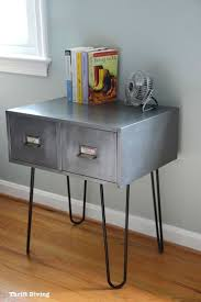 Under Desk File Cabinet by Best 20 Vintage File Cabinet Ideas On Pinterest Apothecary