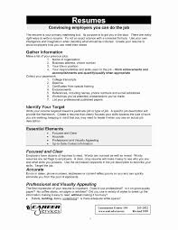My Perfect Resume Sign In Best Of Awesome 50 Executive Summary Examples