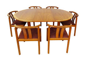 Vintage Danish Teak 'Bullhorn' Dining Chairs And Extending Table ... Mid Century Modern Teak Ding Set With Fniture Danish Table Room And Chairs Mid Century Danish Modern Teak Ding Table Chair Set Mafia Legs Manufacturers 1960 30 Most Fantastic Coffee Toronto Scdinavian And Hans Olsen Frem Rojle At Set Midcentury Teak Table Chairs By Inger Harmylelafoundationorg 6 By Lucian Ercolani Por Ercol Circa 1960s Papercord Ding Mogens Kold Danish Niels Kfoed Interior Rare Villy Schou Andersen Of Six