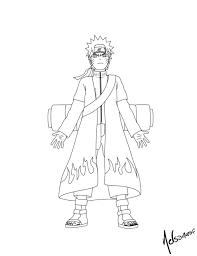 Dessin Naruto Shippuden Kyubi