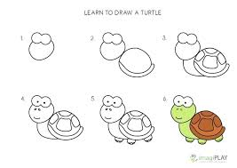 Easy Step By Drawings For Kids Ideas