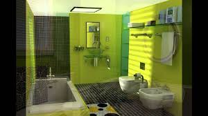 badezimmer teppich set grün schwarz und grün bad zubehör