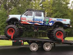100 Badass Mud Trucks Badass 1995 Ford F 350 Monster MUD Truck For Sale