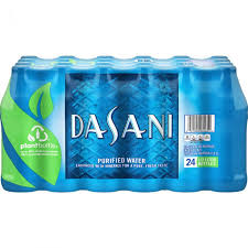 DASANI Water Bottles 169 Fl Oz 24 Pack