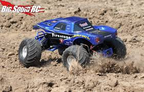 Traxxas Bigfoot Monster Truck Review « Big Squid RC – RC Car And ... 10 Gas Cars That Rocked The Rc World Car Action At First Bigfoot And Other Monster Trucks Had 48inch Tom Meents 11time Monster Jam Final Champion Just Missed I Loved My First Truck Rally Truck Rally Crusher Slingshot Crushes Cars On The Second Watch Worlds Front Flip At Went To My Event Yesterday With Son All About Us Jams 2013 Digger Smt Run Youtube What Kind Of Is Living Dream Racing People Enjoying A Ride Day Of From Remotecontrolled Bari Musawwir Broke