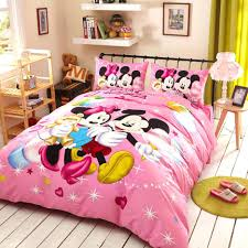 Minnie Mouse Twin Bed In A Bag by Minnie And Mickey Mouse Bed Set U2013 Clothtap
