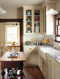 Craftsman Bungalow Kitchen CABINETS COUNTERTOPS SINK This Is Perfect