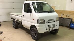 100 Suzuki Mini Trucks Carry Truck Before And After Upgrades YouTube