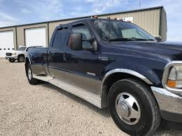 Ford F-350 Crewcab Lariat Dually 1 Owners For Sale In Greenville, TX ...