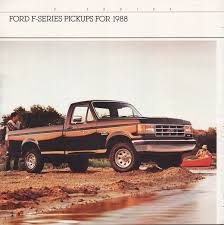 1988 Recreation Vehicles Ford Truck Sales Brochure | Ford F-150 ... Stock 2458 2007 Ford E350 Box Truck For Sale Youtube Work Trucks Badger Equipment Who Sells The Most Pickup In America Get Ready To Rumble We Do Right Custom Ordered Laredo Ford F350 Super Duty Wants Big Sales At F150 Low End Talk Groovecar For Sale 2011 F550 Xl Drw Dump Truck Only 1k Miles Stk Huntsville Dealership Serving On Dealer 1940 Stans Auto Sales 2008 Expedition Blakely Ga 1970 Brochure L 9000 Roll Off Truck For Sale Toronto Ontario