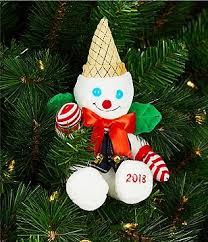 Trimsetter 2018 Mr Bingle 8 Plush Ornament