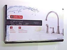 Delta Lewiston Kitchen Faucet 16926 Sssd Dst by Pull Out Kitchen Faucet Delta Lewiston 21902lf Delta Faucets