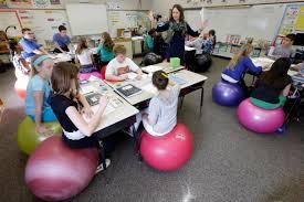 Yoga Ball Desk Chair Benefits by Yoga Ball Chair Australia Chair Design Balance Ball Chair