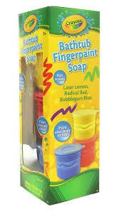 bathtub fingerpaint soap tubethevote