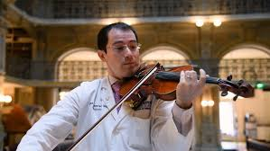 Emerging Hopkins Center Harmonizing Music And Medicine