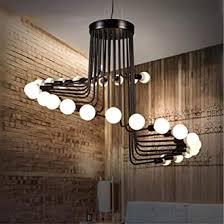 atmko hängeleuchte kronleuchter kronleuchter pendelleuchte vintage spirale treppenhaus eisen deckenleuchten 26 le für wohnzimmer schlafzimmer