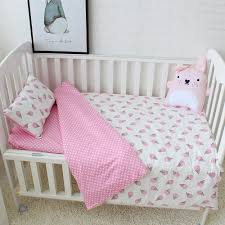 Sumersault Crib Bedding by Online Get Cheap Crib Bedding Baby Pink Aliexpress Com Alibaba