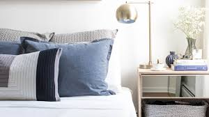 Klassy Kinks Bedroom Decor Blue And Grey Modern