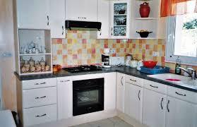 voir cuisine voir les cuisines cuisine blanche et bois design meubles rangement