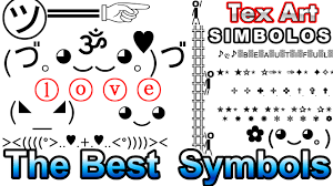 Symbols Cool Text Art Characters Different Letters Smbolos