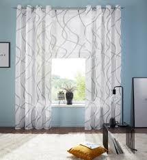 my home gardine bene my home ösen 1 stück transparenter stoff kaufen otto