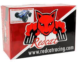 100 Monster Truck Nitro 2 Redcat Earthquake 35 18 RTR 4WD Blue