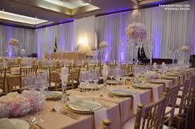 Hotel Wedding Decor Vancouver