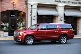 2015 Chevrolet Tahoe Suburban and GMC Yukon XL and Denali First