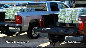 Chevy Silverado HD Pickup - Payload Test Vs.Ford SuperDuty Video ...